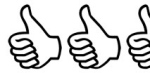 3thumbs-up