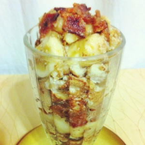 Banana Breakfast Sundae