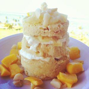 Fruity Mac Mug Cake